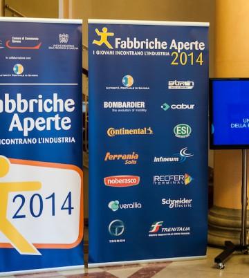 Fabbriche Aperte 2014